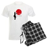 Help Japan Men's Light Pajamas