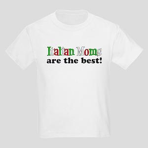 Italian Moms Are The Best Kids Light T-Shirt