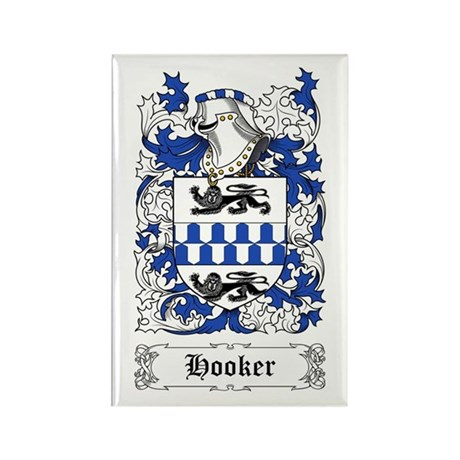 Hooker Rectangle Magnet (100 pack)