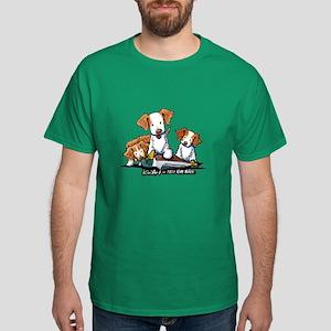 Duck Toller Dark T-Shirt