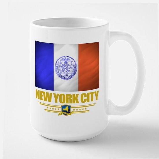 New York City Pride Large Mug