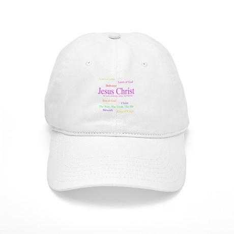 Jesus Names - Cool! Cap