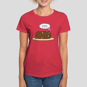 Poor Fruitcake Women's Dark T-Shirt