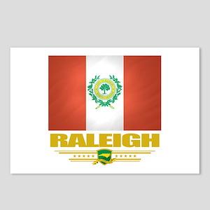 Raleigh Pride Postcards (Package of 8)
