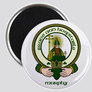 """Murphy Clan Motto 2.25"""" Magnets (10 pack)"""