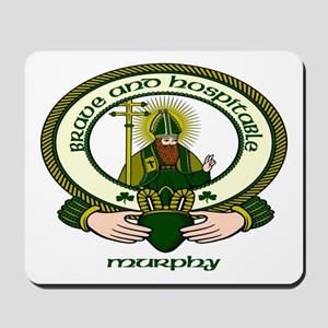 Murphy Clan Motto Mousepad