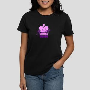 Antique Queen Women's Dark T-Shirt