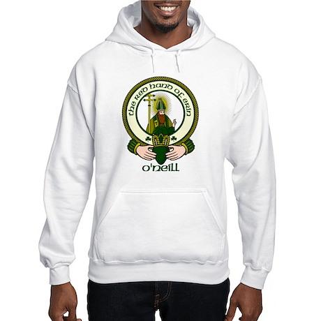 O'Neill Clan Motto Hooded Sweatshirt