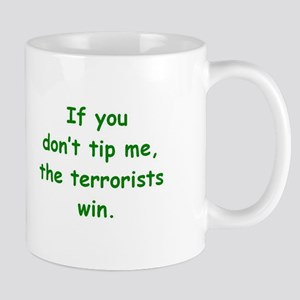 Tip Me Mug