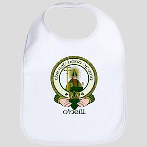 O'Neill Clan Motto Bib