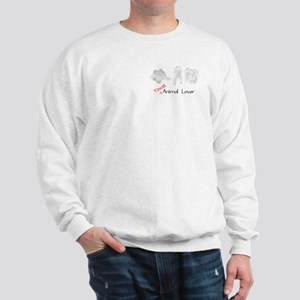 Towel Animal Lover Sweatshirt