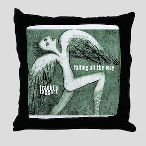 Franklin Taggart - Falling Al Throw Pillow