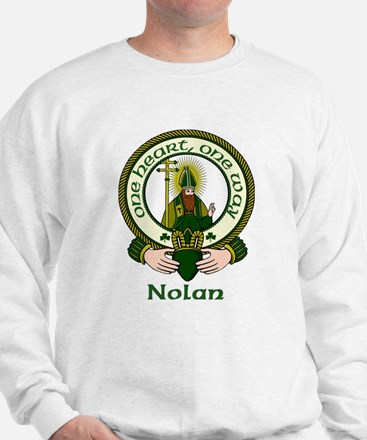 Nolan Clan Motto Sweatshirt