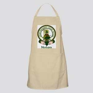 Nolan Clan Motto Chef's Apron