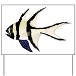 Banggai cardinalfish Yard Sign