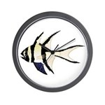 Banggai cardinalfish Wall Clock