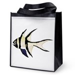 Banggai cardinalfish Reusable Grocery Tote Bag
