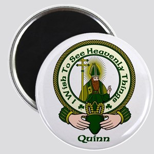 "Quinn Clan Motto 2.25"" Magnet (10 pack)"