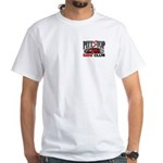 PittStop MINI White T-Shirt