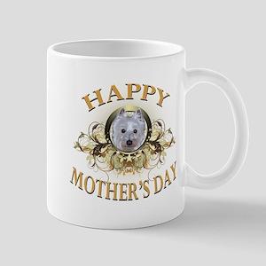 Happy Mother's Day Westie Mug