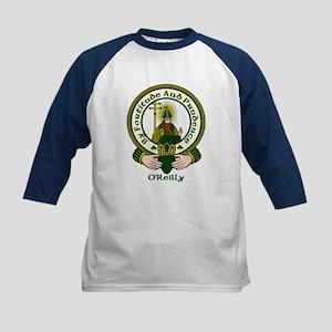 Reilly Clan Motto Kids Baseball Jersey
