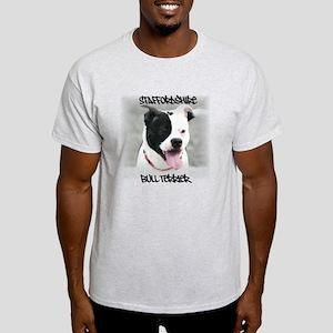 Staffordshire Bull Terrier Light T-Shirt