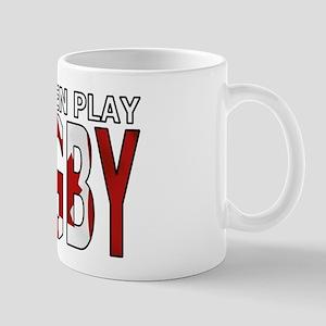 Real Men Rugby Canada Mug