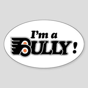 Bully Sticker (Oval)