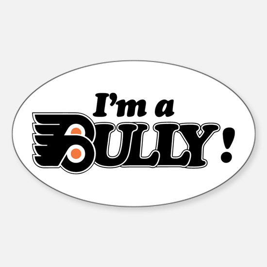 Bully Sticker (Oval)