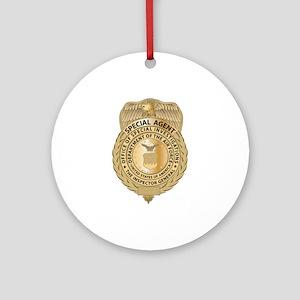 OSI Combo Ornament (Round)