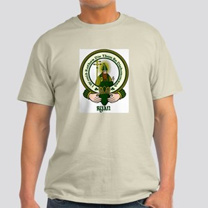 Ryan Clan Motto Light T-Shirt