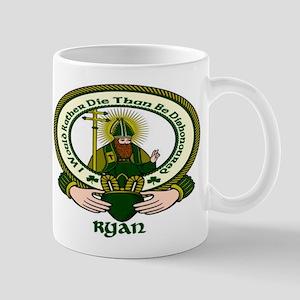 Ryan Clan Motto Mug
