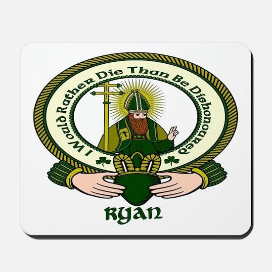Ryan Clan Motto Mousepad