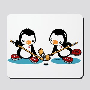 Ice Hockey (T) Mousepad