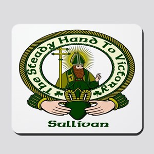 Sullivan Clan Motto Mousepad