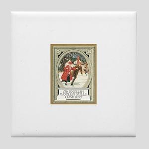 Vintage Collection 10 Tile Coaster