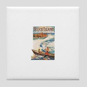 Vintage Collection 16 Tile Coaster