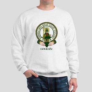 Walsh Clan Motto Sweatshirt
