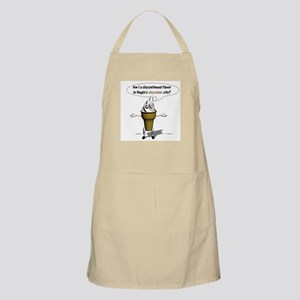 Chocolate City BBQ Apron