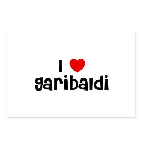 I * Garibaldi Postcards (Package of 8)