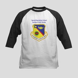 Special Operations School Kids Baseball Jersey