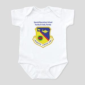 Special Operations School Infant Creeper