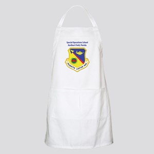 Special Operations School BBQ Apron
