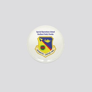 Special Operations School Mini Button