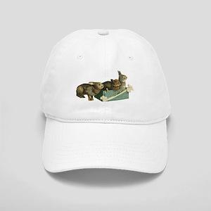 Three Bunnys Cap