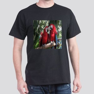 Greenwing series 1 Black T-Shirt