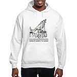 SFUMATO Books Hooded Sweatshirt
