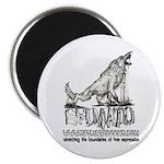 "SFUMATO Books 2.25"" Magnet (100 pack)"