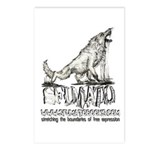 SFUMATO Books Postcards (Package of 8)
