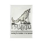 SFUMATO Books Rectangle Magnet (100 pack)